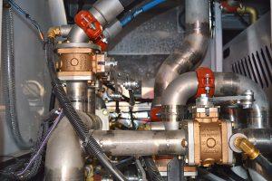 pumper inner workings