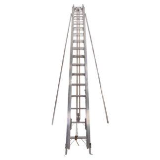 Solid Beam Aluminum Ladders