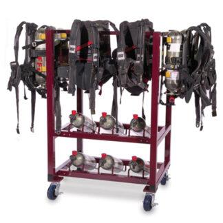 Air Pack Rack
