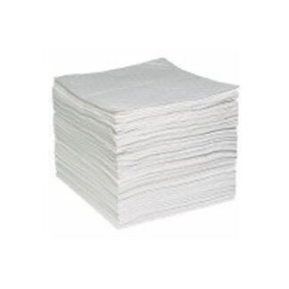 Oil Only SonicBonded Sorbent Pads - Heavy Weight