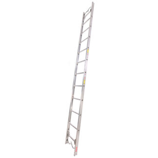 Aluminum Roof Ladder with Roof Hooks on both ends