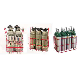 SCBA & O2 Cylinder Carriers