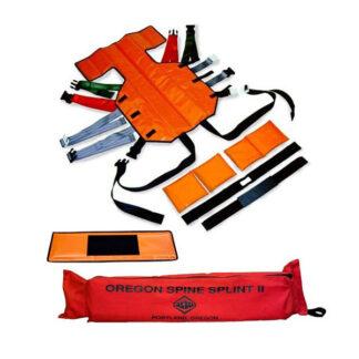 Oregon™ Spine Splint II, OSS II™, spinal immobilization/extrication device