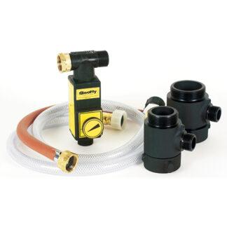 Around-the-Pump Foam Eductor/Mixer
