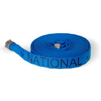 blue polyester hose