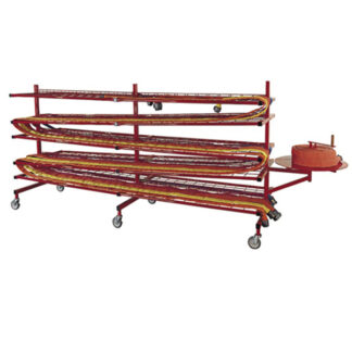 Mobile Hose Drying System