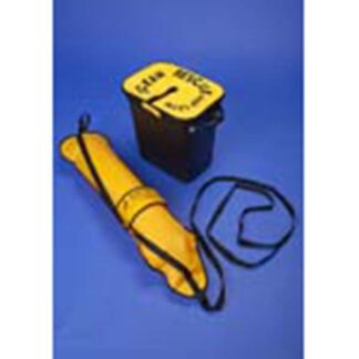 beach bucket rescue kit