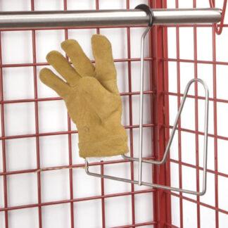 glove on rack