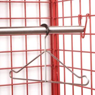 hanger on rack