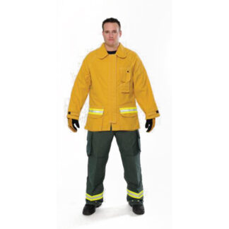 man in coveralls