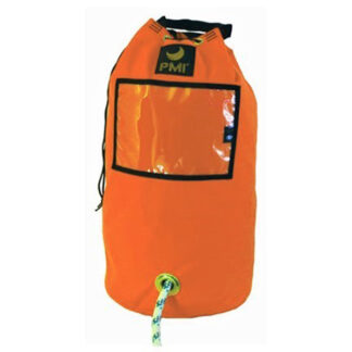 orange rope bag