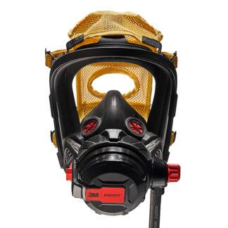 facepiece and regulator